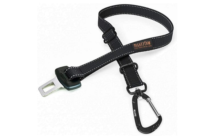 Mighty Paw Dog Seat Belt Review